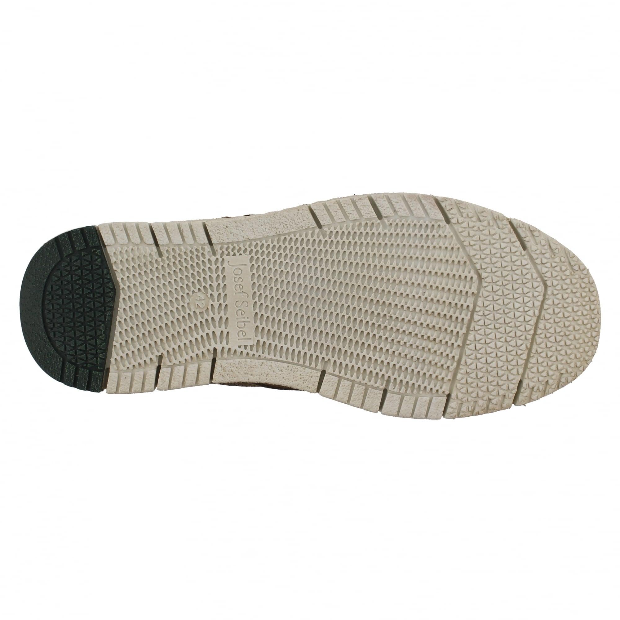 b4ef24d4a72bd Josef Seibel Ruben 1 Taupe Suede Mens Lace Up Shoes | Rogerson Shoes