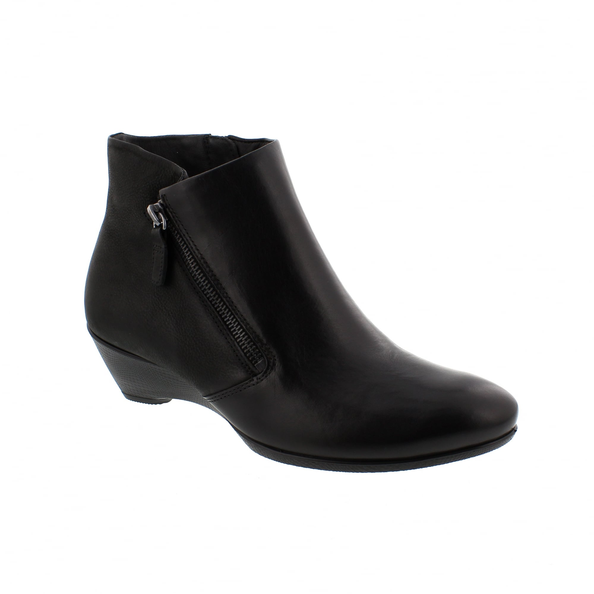 b991560edc7c Ecco Sculptured 45 270043-51052 Womens Ankle Boots