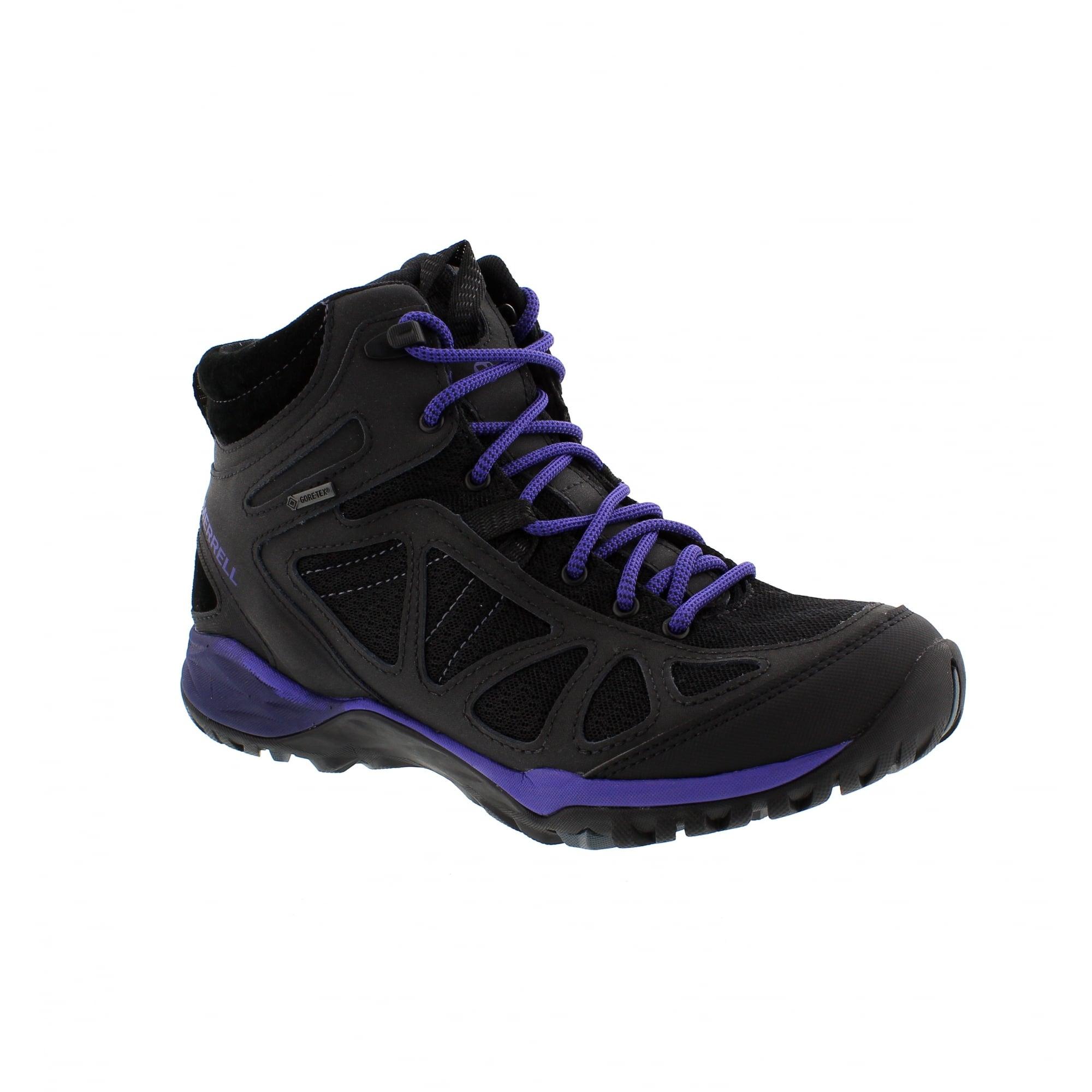 Merrell Siren Sport Q2 Mid GTX Womens Walking Boots  55d6f94777f