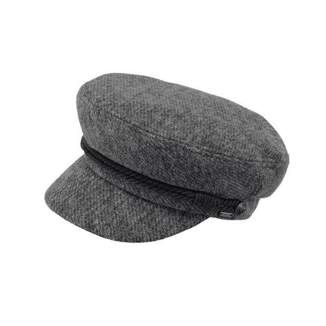 Skipper Cap | 3854-02 | Grey