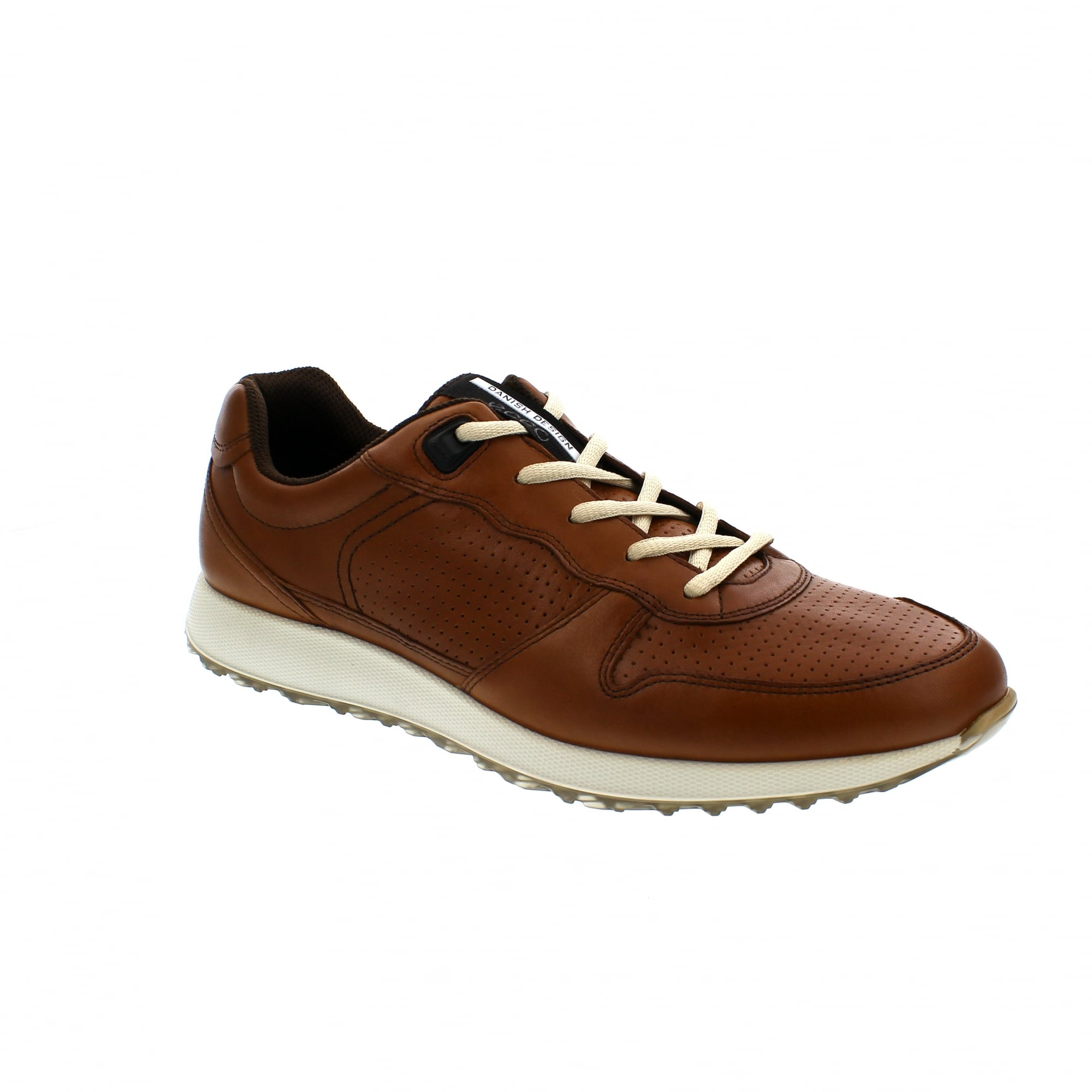 49993adcbe52 Ecco Sneak 430504-01112 Mens Trainers