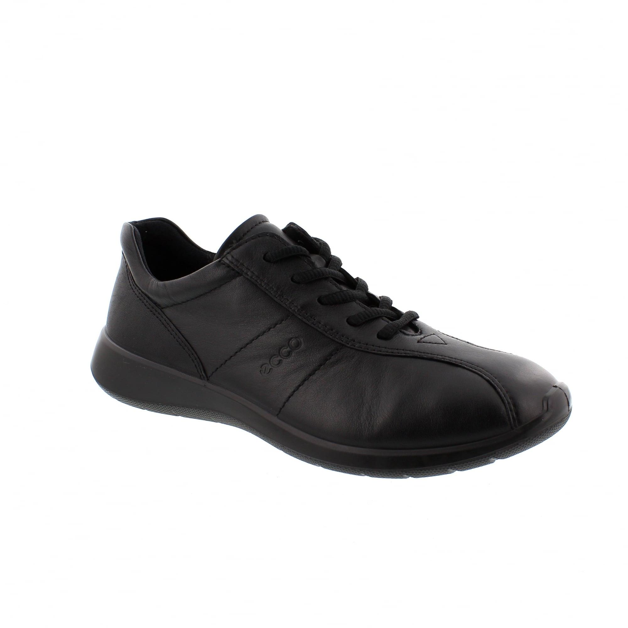 8cb287bd1f77 Ecco Soft 5 283153-01001 Womens Shoes