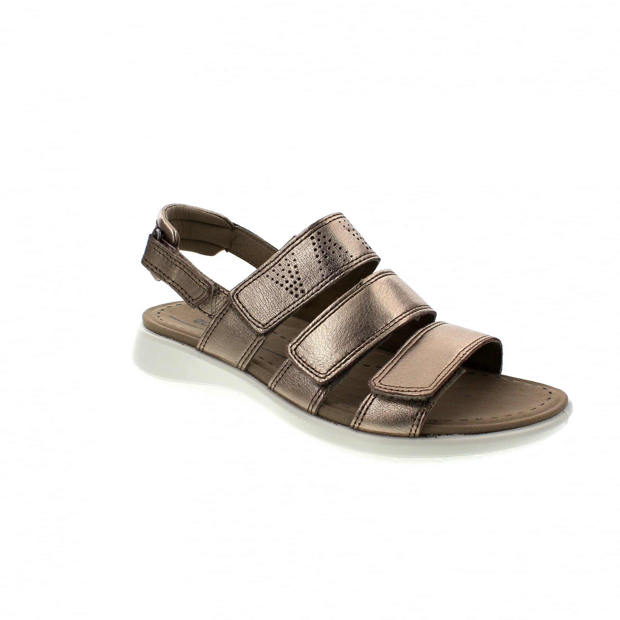 2bef9b0a59700 Ecco Soft 5 Sandal | 218523-01375 - Womens from Rogerson Shoes UK