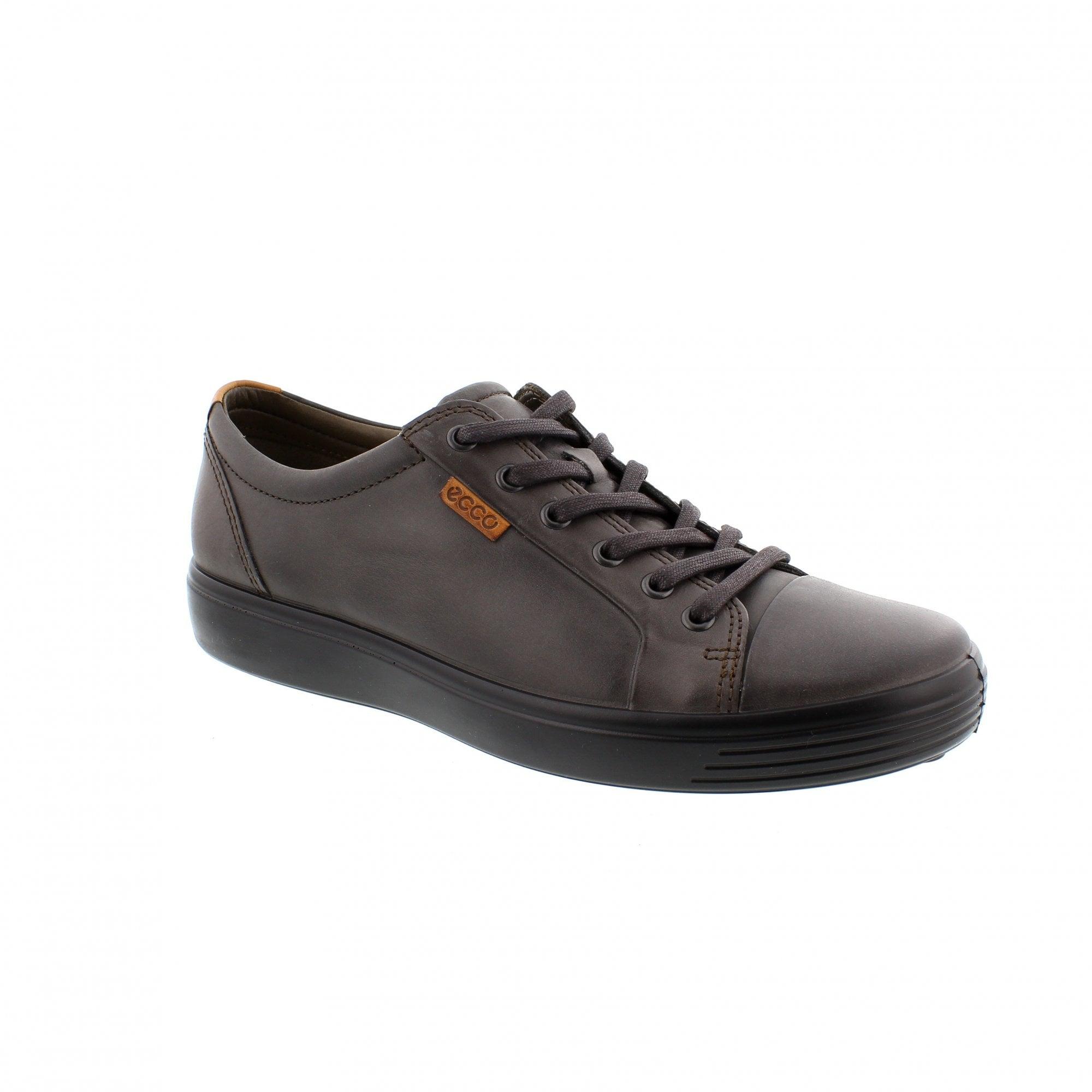 f4fc03814f7dc0 Ecco Soft 7 430004-02507 Mens Lace Up Shoes
