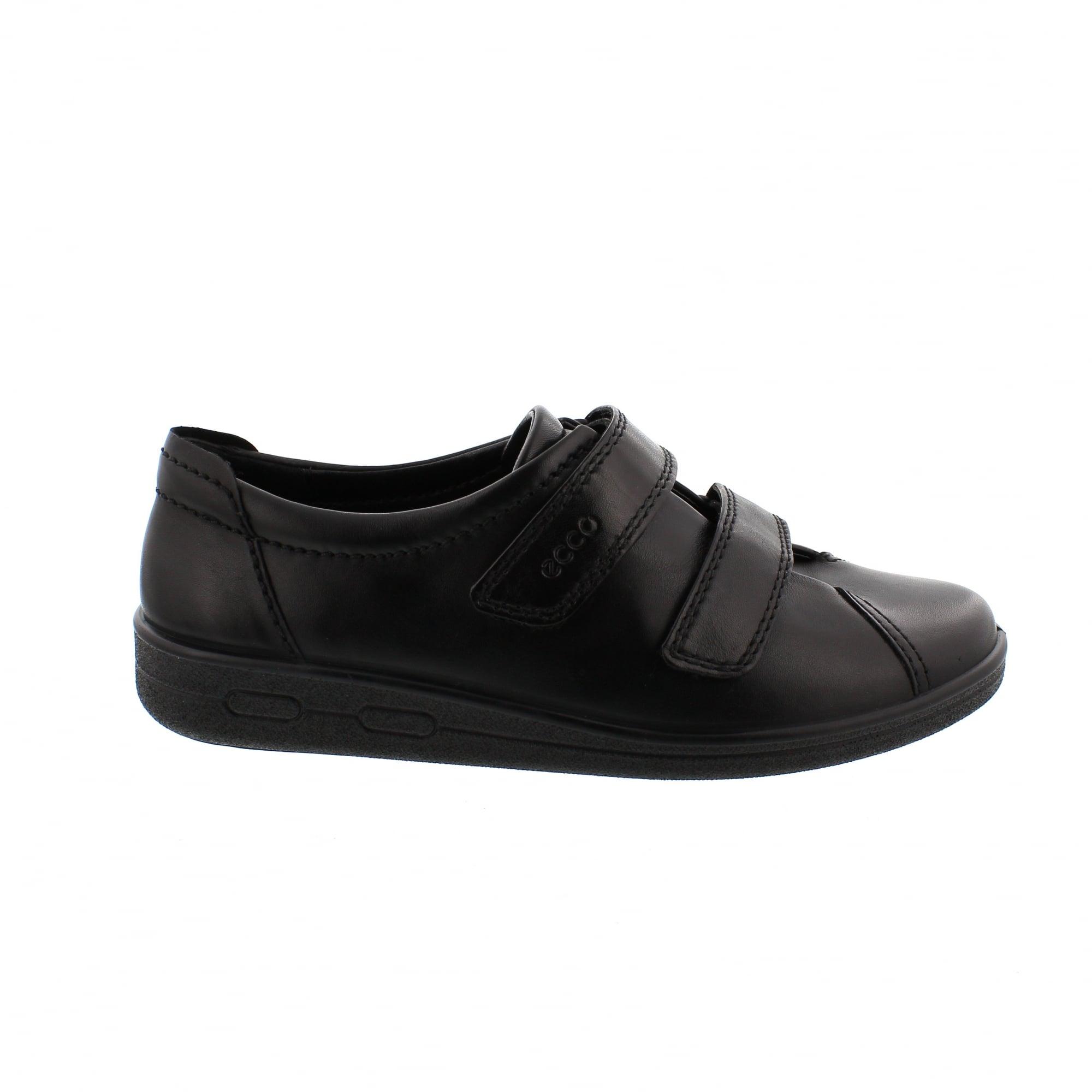 Ecco Soft II 012573-00101 Womens Shoes