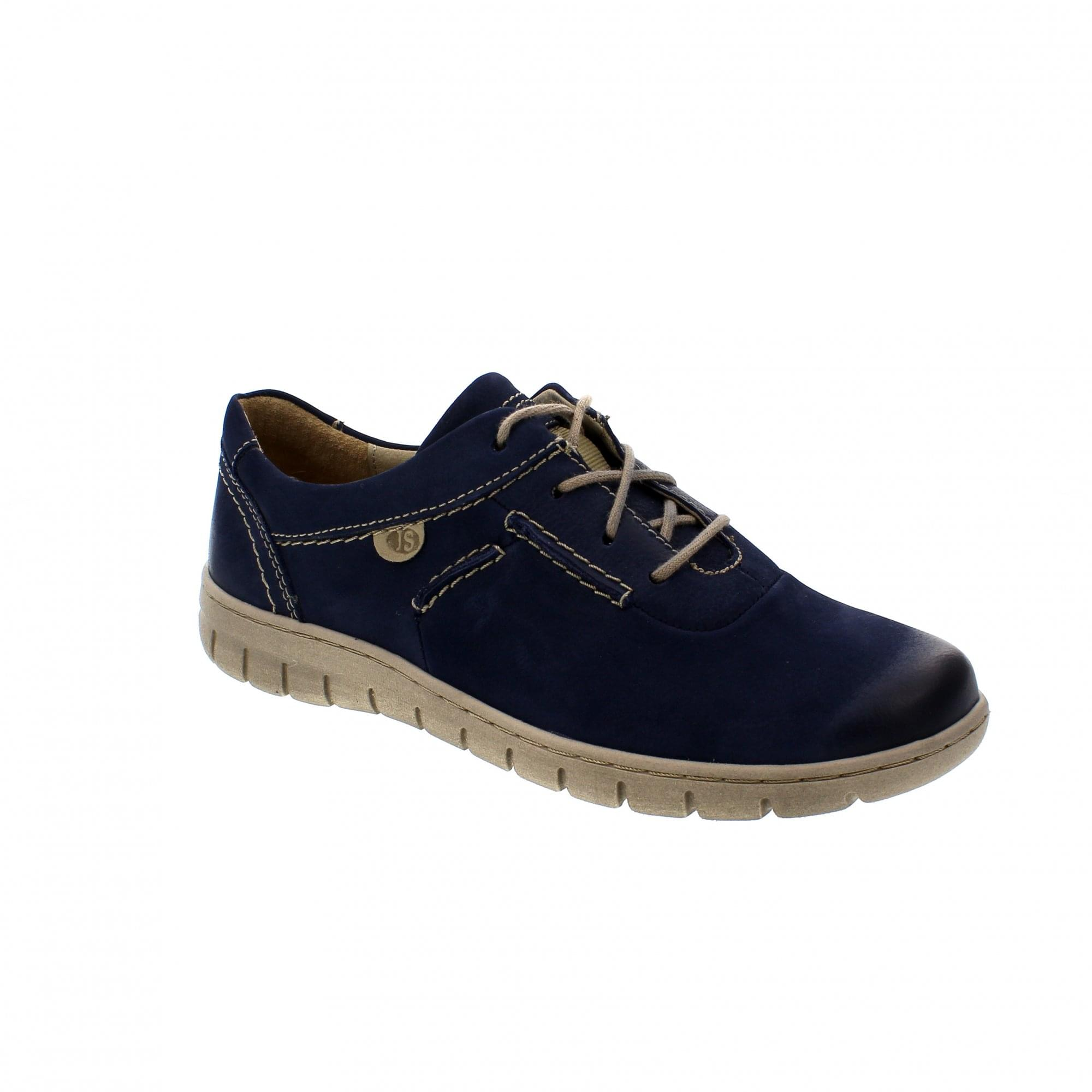 popular brand release date: online for sale Josef Seibel Steffi 07 Royal Blue Nubuck Womens Shoes ...