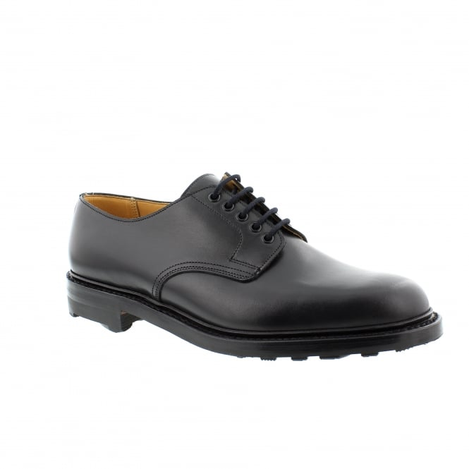 Crockett & Jones Stirling | 2792 | Black WP Sides