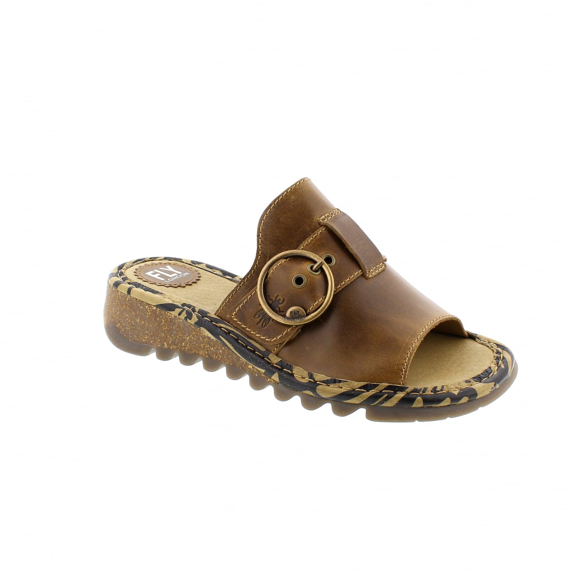 Fly London Tani 500807-001 Womens Sandals ff7be3d6f