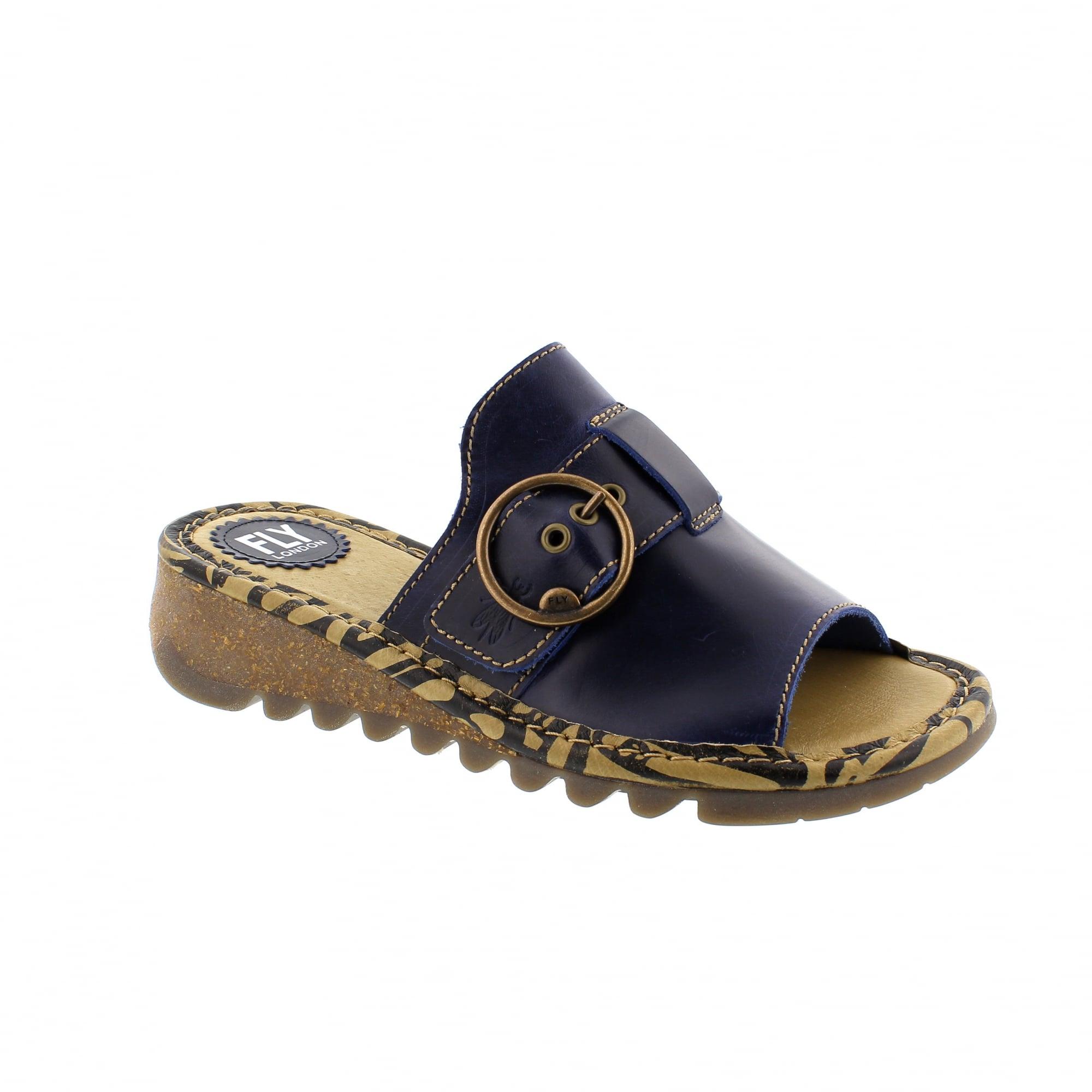 1f7953f30745 Fly London Tani 500807-008 Womens Sandals