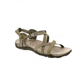 f48a25c791a1 Merrell Terran Lattice II J02766 Womens Walking Sandals