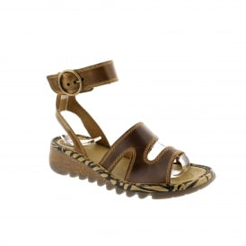 Fly London Tily 500722-002 Womens Sandals