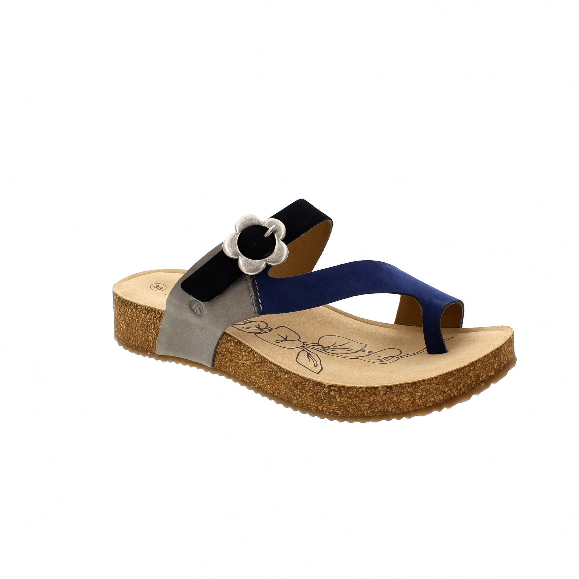 Josef Seibel Tonga 23 78515-724502 Womens Toe Post Sandals b2249c7d3c