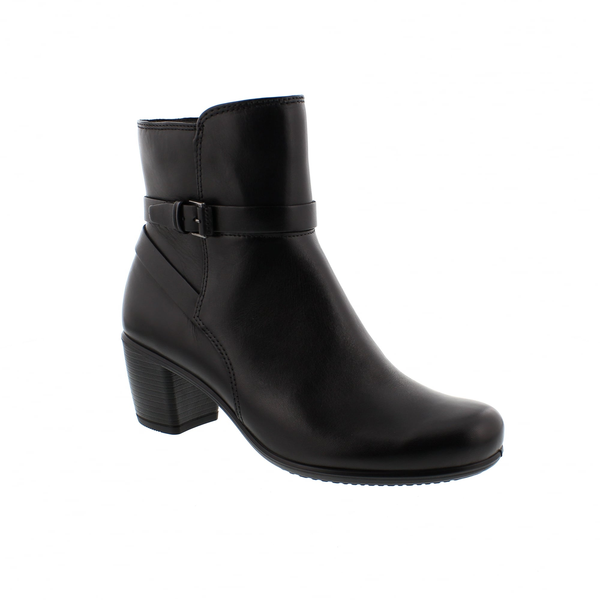 0334705dcd88 Ecco Touch 55 263023-01001 Womens Ankle Boots
