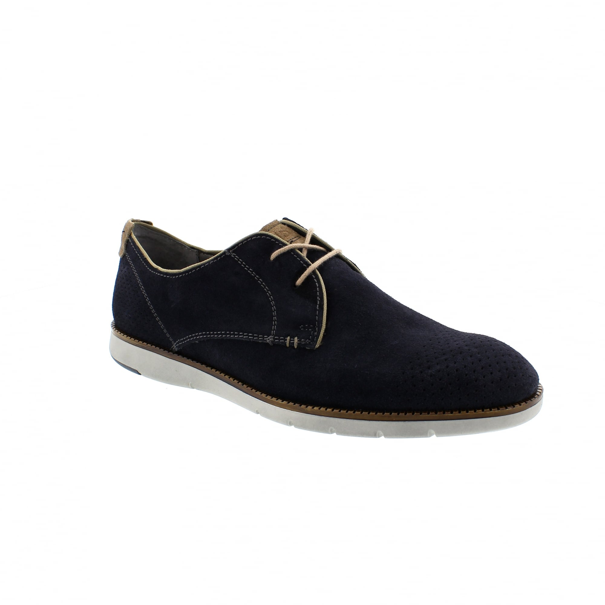 Mens Harry 03 Derbys, Black Josef Seibel