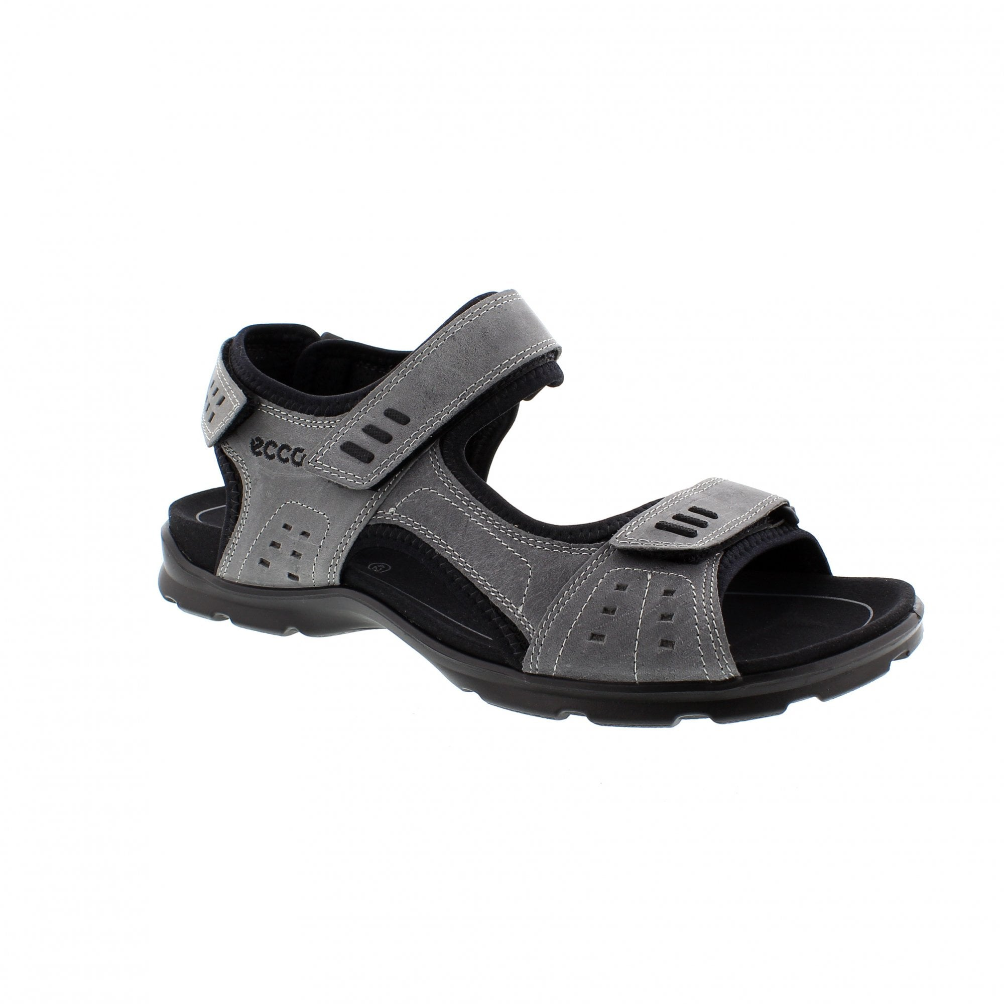 907e13dc5209 Ecco Utah 834114-02244 Mens Walking Sandals