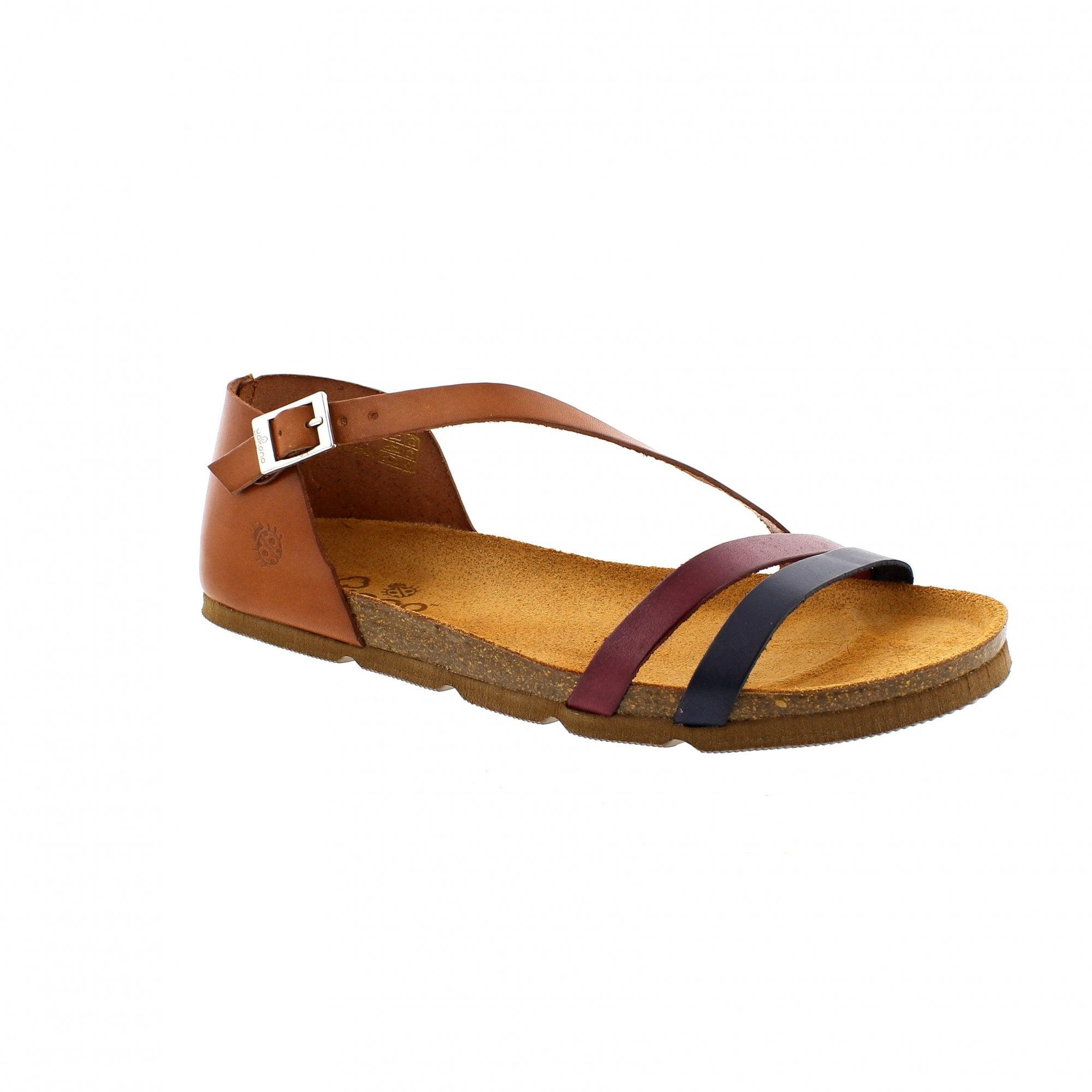 Yokono Villa 057 Womens Sandals Tan
