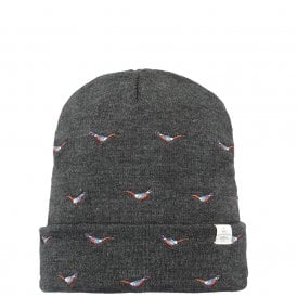 a1e3fe8d4e11b Barts Vinson Beanie 3127-19 Dark Heather