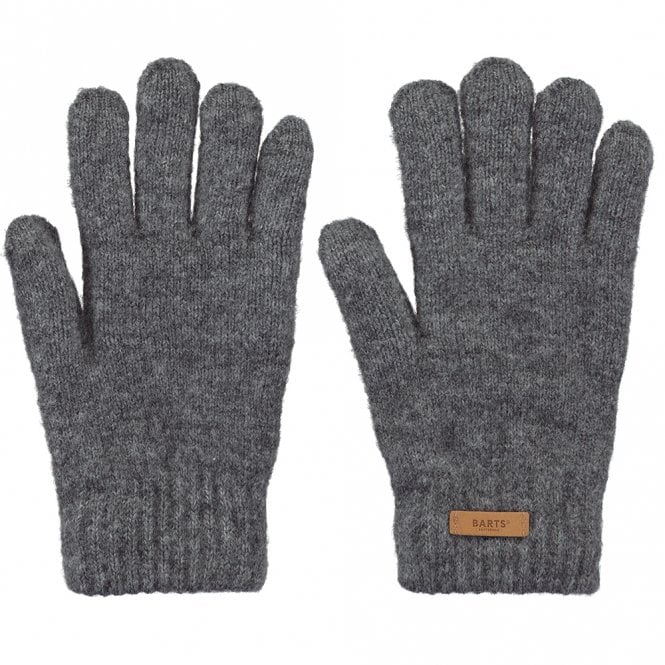 Witzia Gloves | 4542-19 | Dark Heather